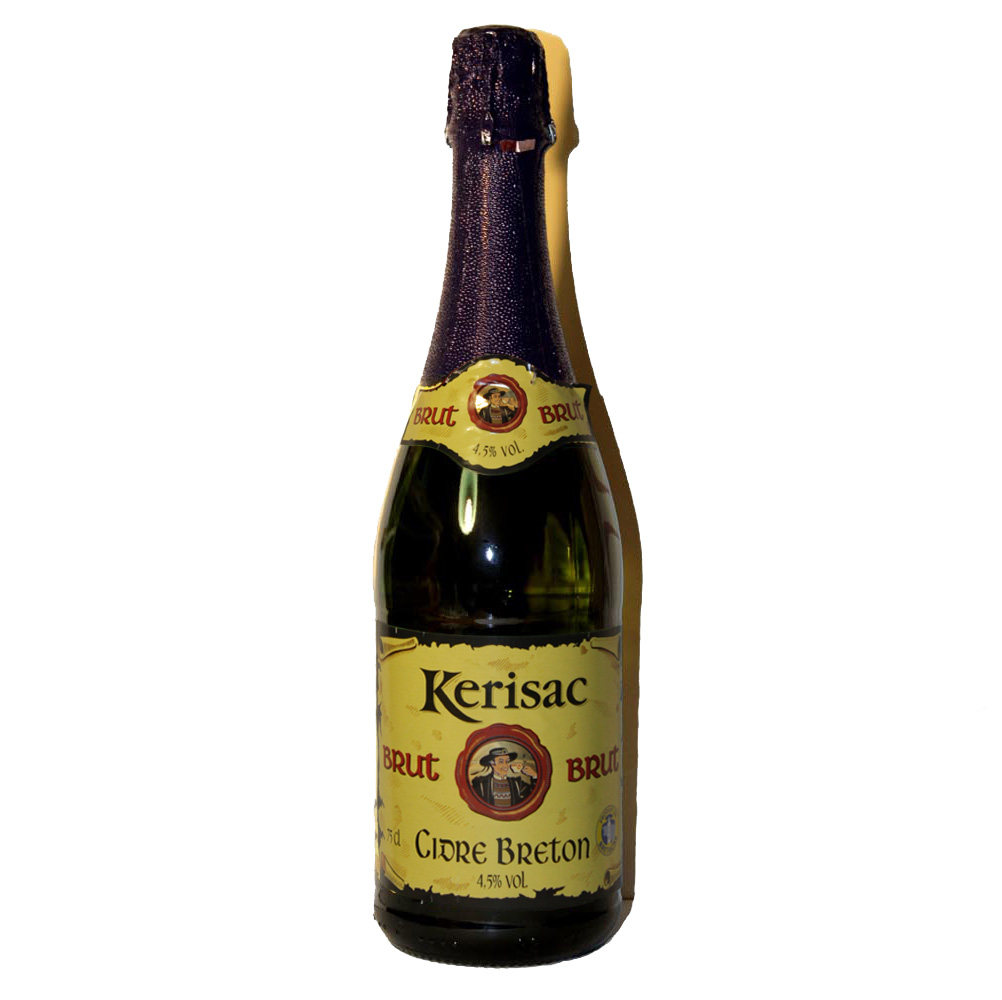 Сидр (Cider) брют Kerisac Франция brut