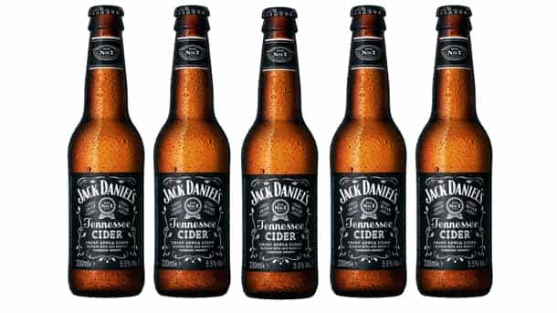От виски к сидру Jack Daniel's