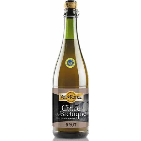Сидр Cidre de Bretagne Val de Rance BRUT Франция