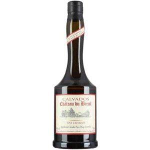 """Кальвадос Chateau Du Breuil """"Fine"""" французский, купить, доставка по Украине"""