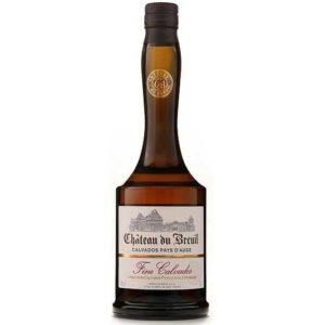 """Кальвадос Chateau Du Breuil """"Fine Calvados"""" 0,7 Шато дю Брей """"Fine Calvados"""" 0,7, Франция, купить, доставка по Украине"""